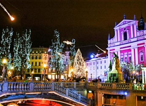 Capodanno Super VIP a Lubiana